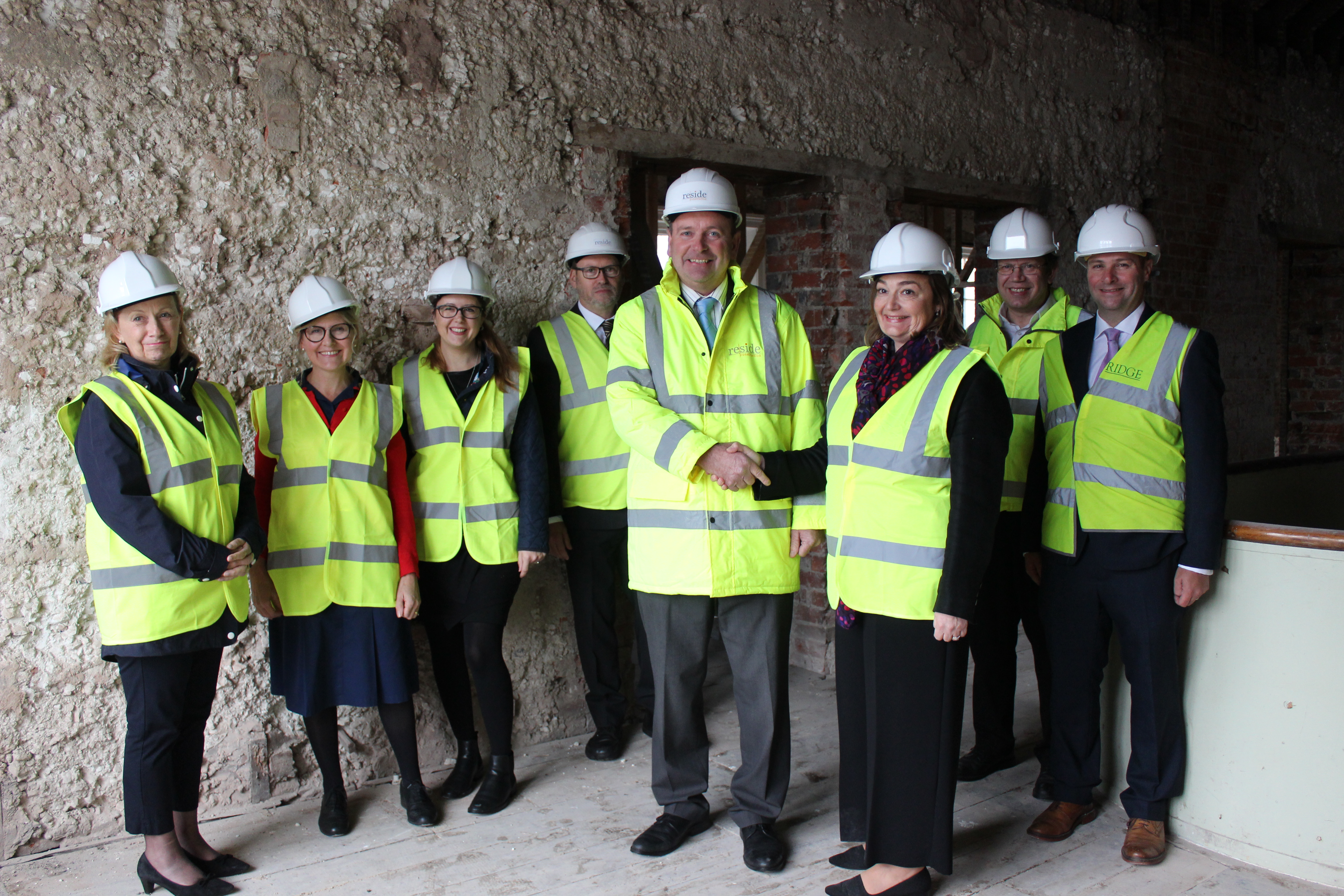Progress for Winchester Hospice